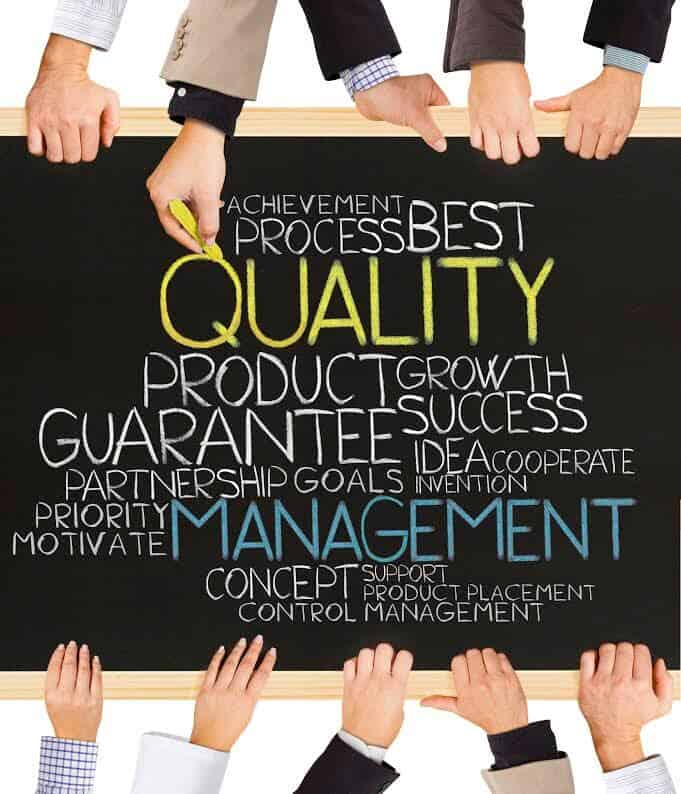 Quality Management - Value Transformation